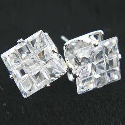 which ear do guys get pierced. I wear studs, and get